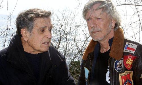 Renaud affiche son soutien à Yvan à Cargèse