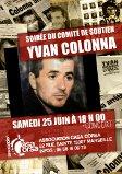 A vos agendas : une soirée de soutien à Yvan Colonna